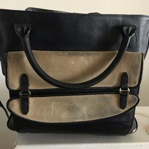 Used but sturdy SJP 7th Ave Bag!